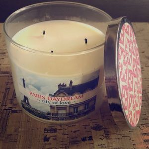 Bath & Body Works Paris Daydream 3 wick candle